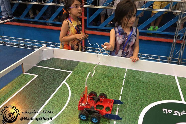 فوتبال سه ساله اول ابتدایی